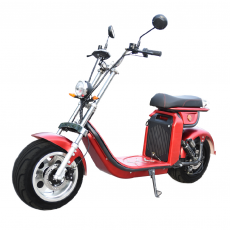 CityCoco Furious 49e 4000W / 40AH Red Gran-Scooter