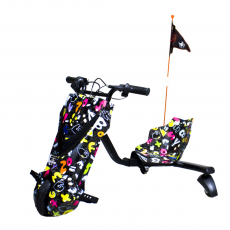 Scooter Boogie Drift 36D Bluetooth 15km/h 3 Veloc. + Llave Biwond Party
