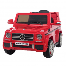 Mercedes Benz G65 Electric Child Car (Licenza ufficiale) Rosso