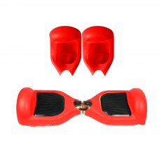 "Hoverboard in silicone universale Protector 6,5 ""rosso"