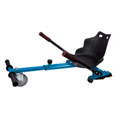 Smart Balance Sit Down Kart Plus blu