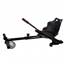 Smart Balance Sit Down Kart Plus Nero